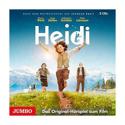 Heidi, Audio-CD