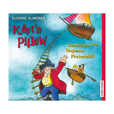 Käpt'n Pillow, 3 Audio-CDs