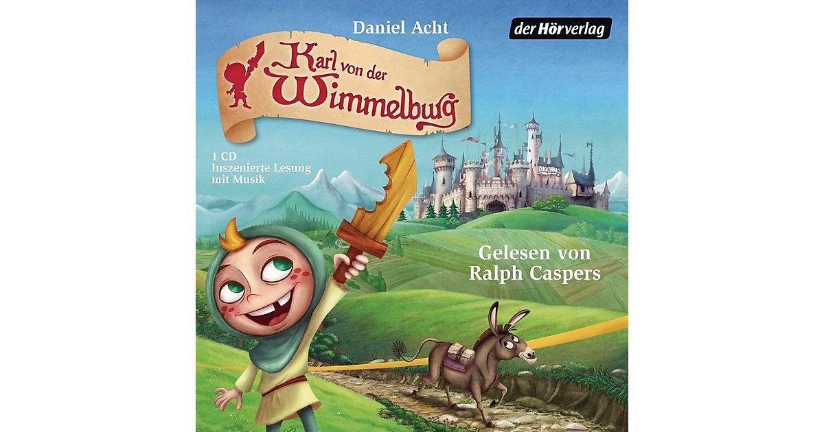 Karl von der Wimmelburg, 1 Audio-CD