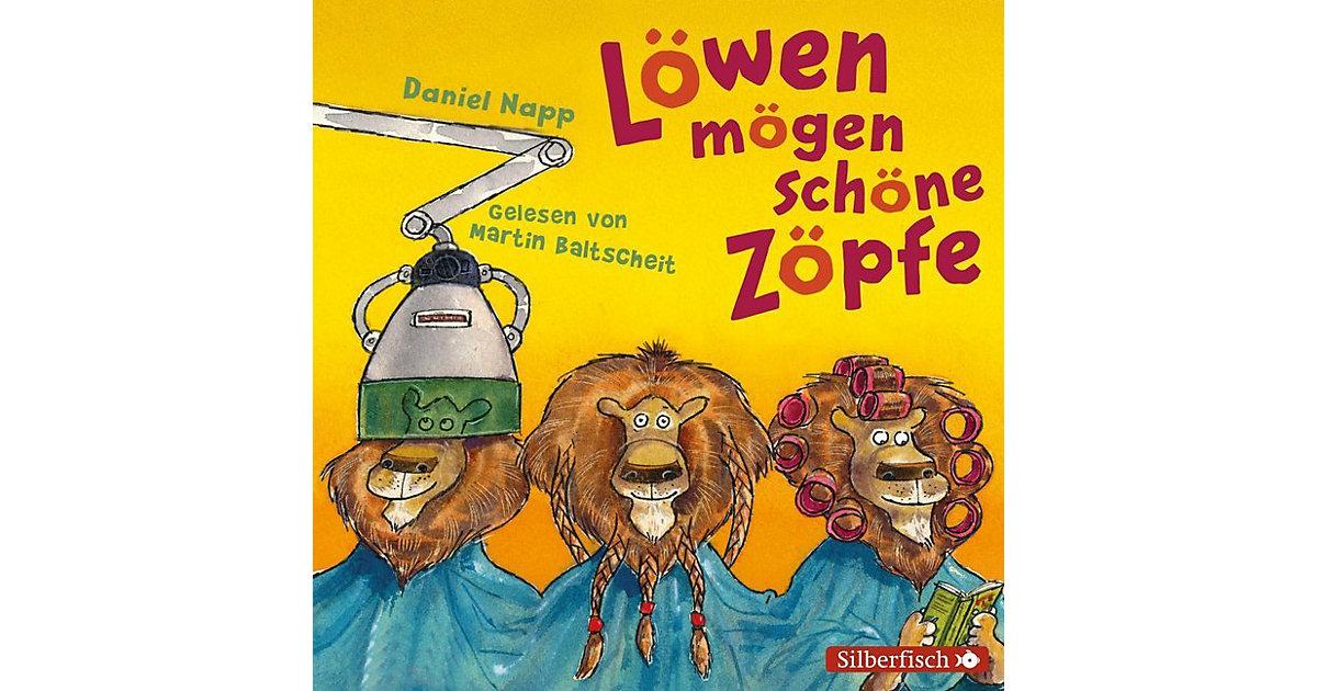 Löwen mögen schöne Zöpfe, 2 Audio-CDs