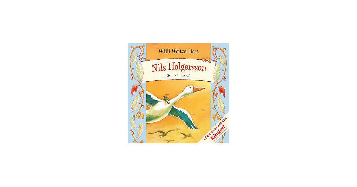 Nils Holgersson, 1 Audio-CD