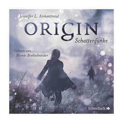 Obsidian: Origin - Schattenfunke, 6 Audio-CDs