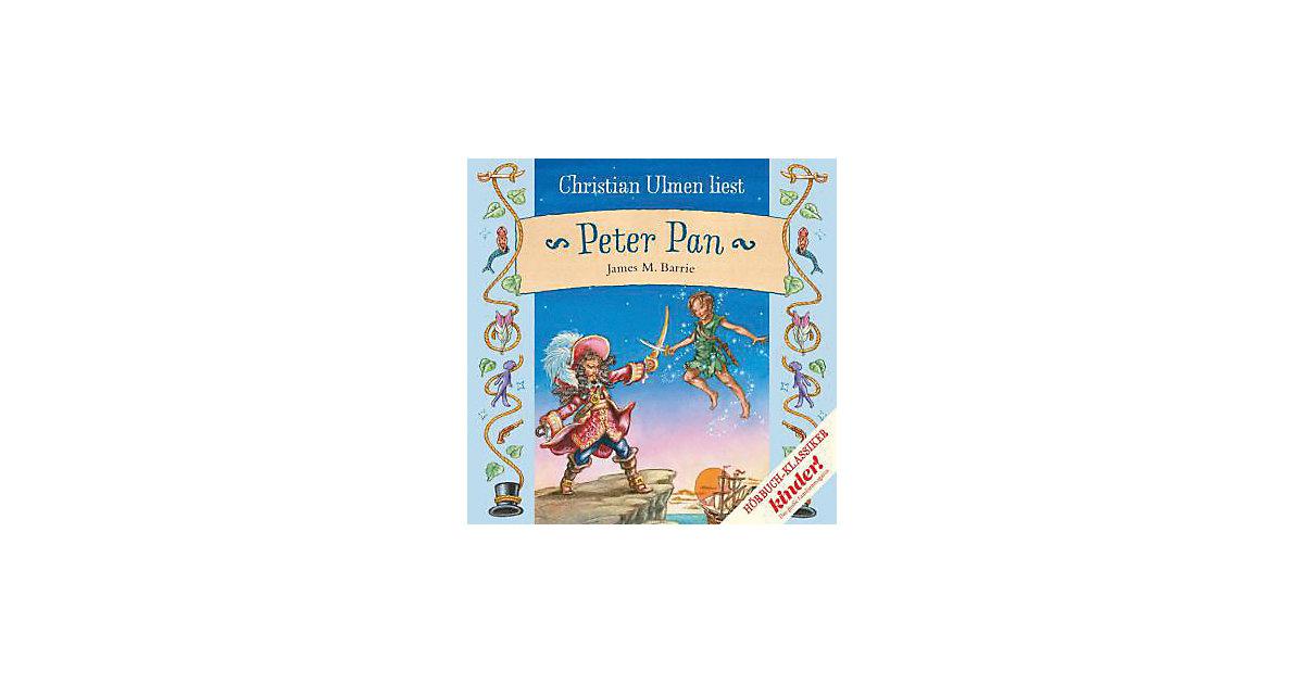Peter Pan, 1 Audio-CD