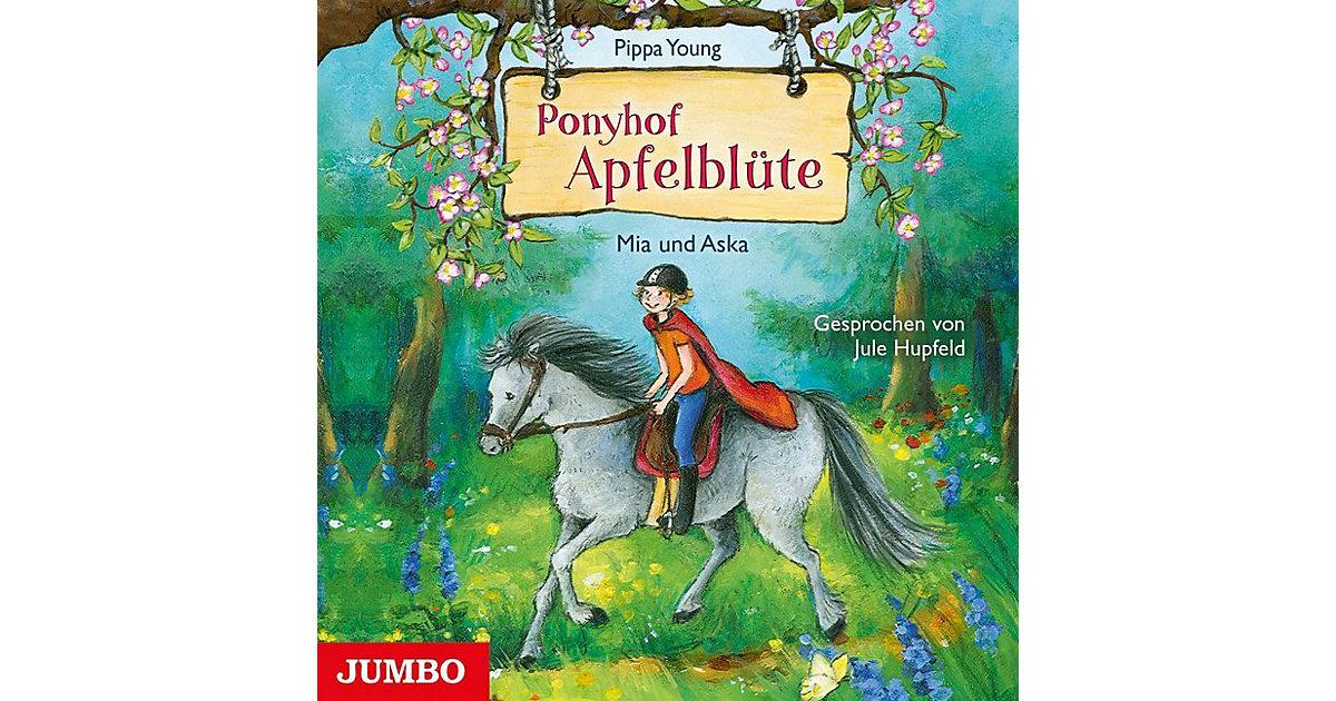 Ponyhof Apfelblüte: Mia und Aska, Audio-CD