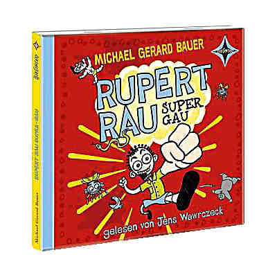 Rupert Rau: Super-GAU, 2 Audio-CDs