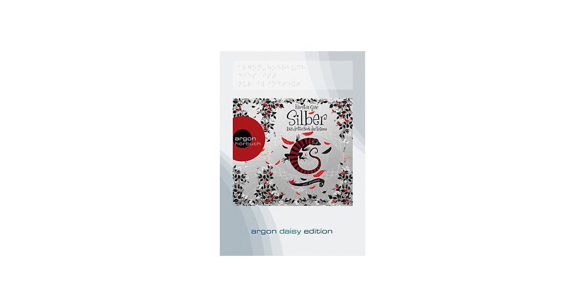 Silber - Das dritte Buch der Träume, 1 MP3-CD
