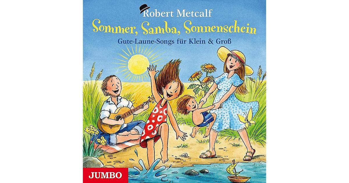 Sommer, Samba, Sonnenschein, 1 Audio-CD Hörbuch