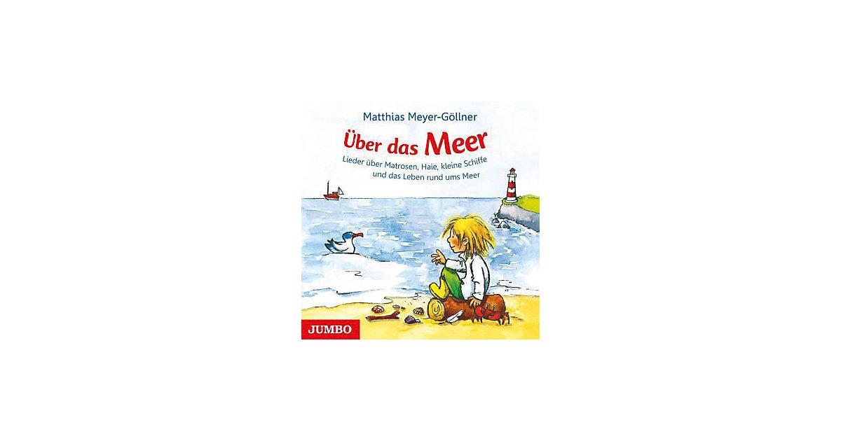 Über das Meer, Audio-CD