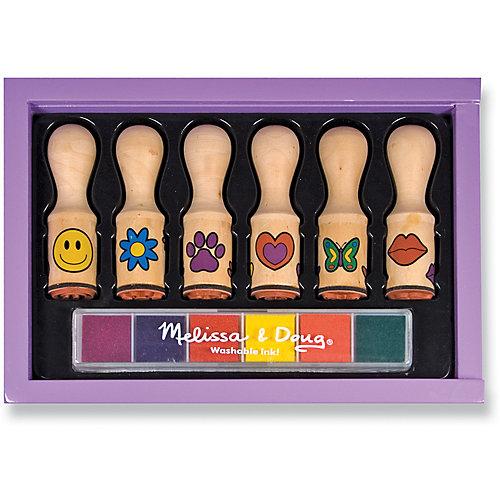 """Набор печатей """"Веселая ручка"""" от Melissa & Doug"""