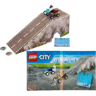 lego 7280 city gerade stra e kreuzung 2 teile lego. Black Bedroom Furniture Sets. Home Design Ideas