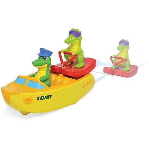 Крокодил на лодке, TOMY от TOMY