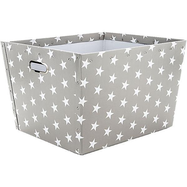 aufbewahrungsbox apollo hellgrau store it mytoys. Black Bedroom Furniture Sets. Home Design Ideas