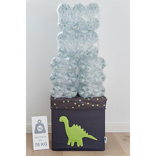 sitzw rfel aufbewahrungsbox dinosaurier store it mytoys. Black Bedroom Furniture Sets. Home Design Ideas