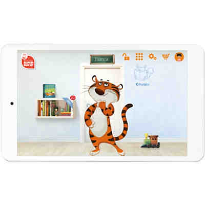 TigerTab Kindertablet