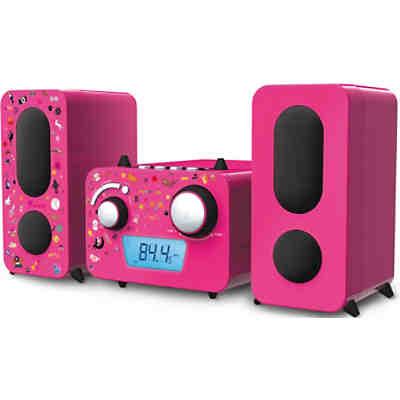 cd player mit radio cd 46 kids pink bigben mytoys. Black Bedroom Furniture Sets. Home Design Ideas