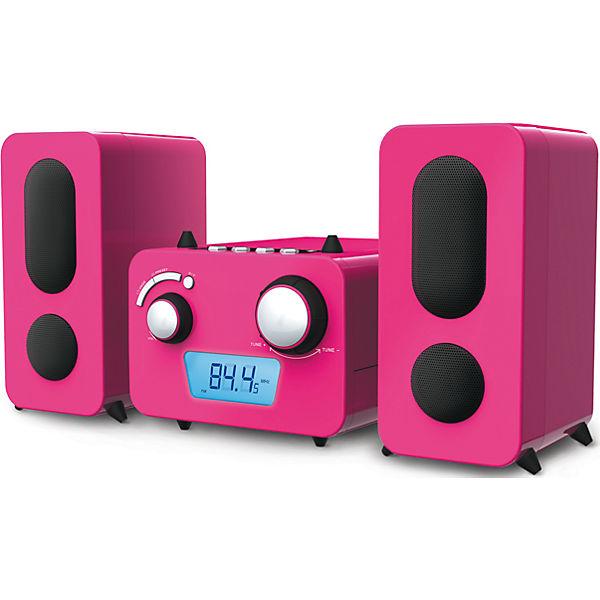 Stereo Music Center MCD11 für Kinder, pink, bigben bp1HlL