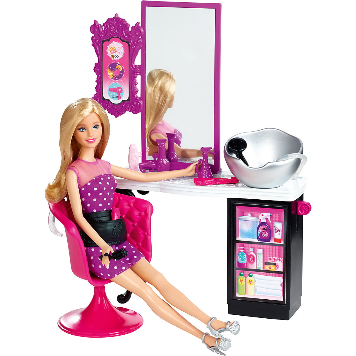 Barbie Friseursalon