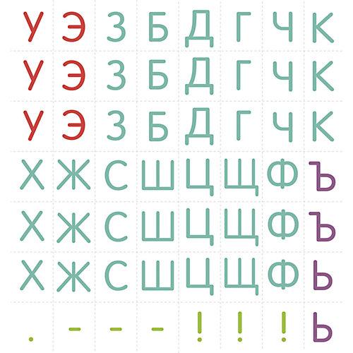 """Тетрадь-Букварь """"Учимся читать и писать с 2-3 лет"""" от Clever"""