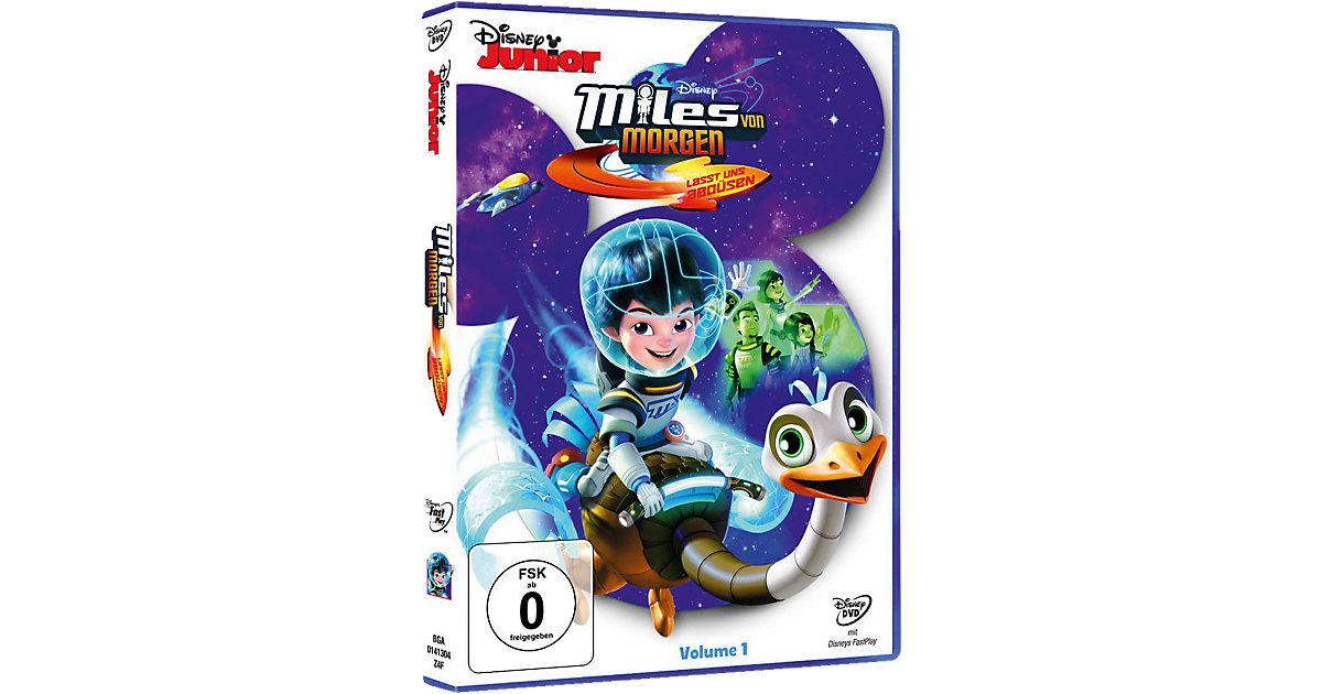 DVD Miles von Morgen - Lasst uns abdüsen 01