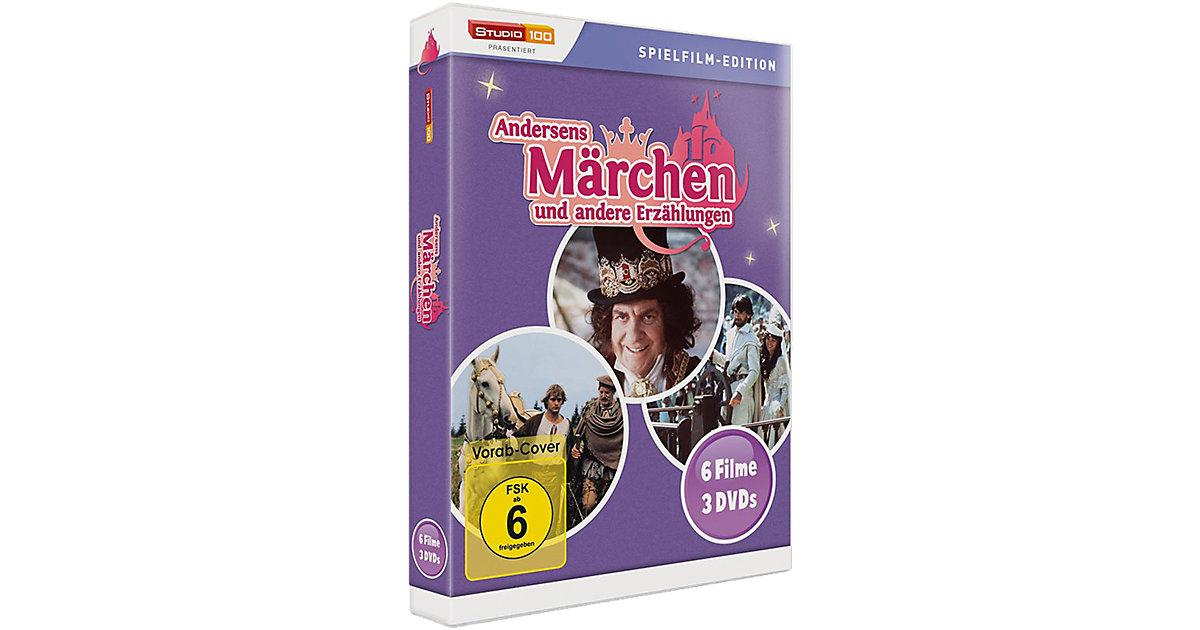 DVD Andersens Märchen & andere Erzählungen (6 F...
