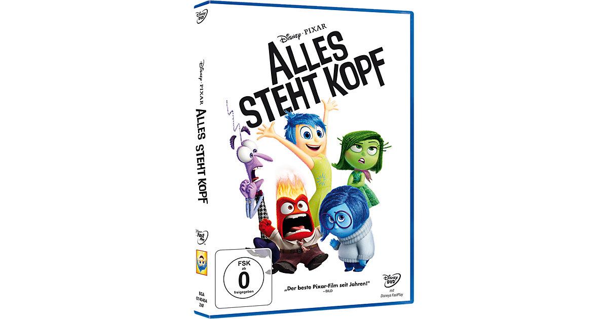 DVD Alles steht Kopf