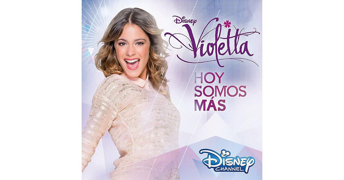 CD Violetta - Hoy Somos Mas (Soundtrack zur Sta...