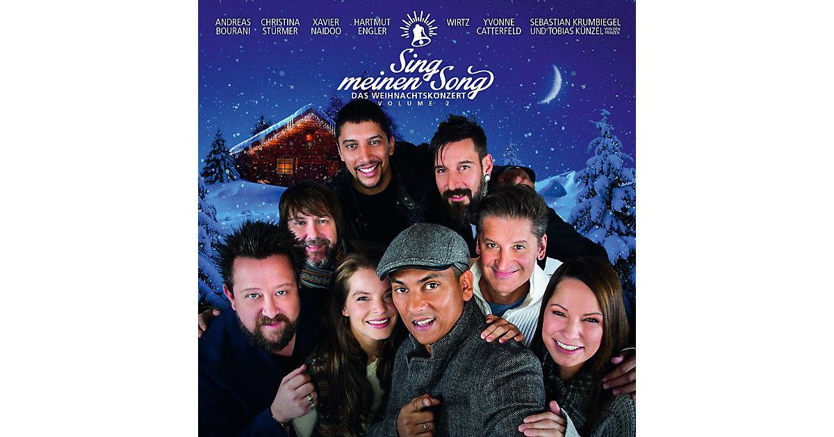 CD Sing meinen Song - Das Weihnachtskonzert Vol.2