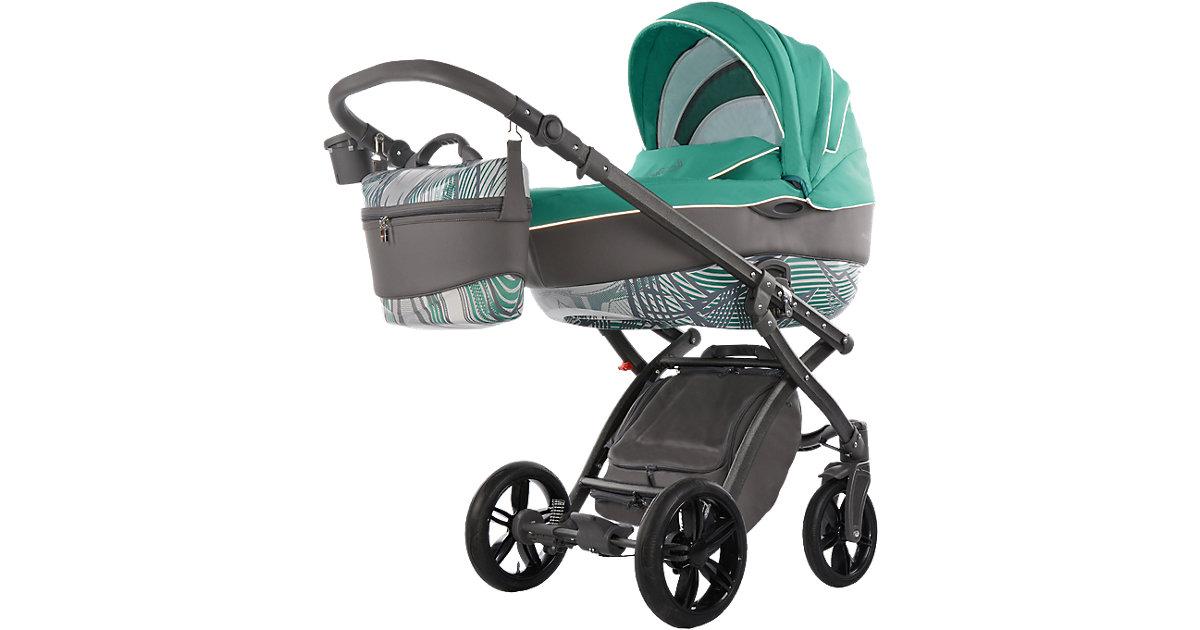 Knorr Toys · Knorr-Baby Kombikinderwagen Alive Energy grün