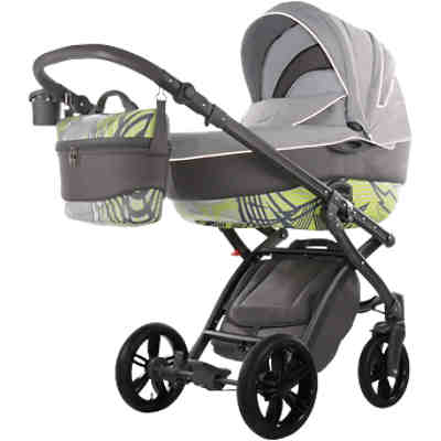 Kombi Kinderwagen Alive Energy, lemon