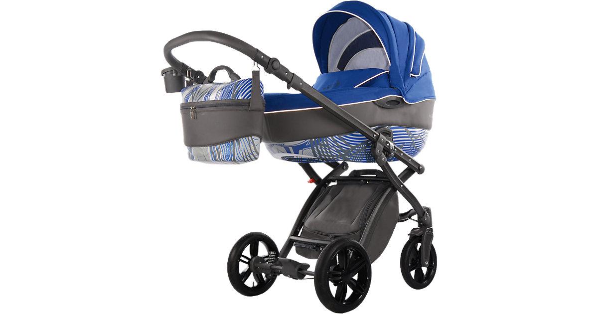 Knorr Toys · Knorr-Baby Kombikinderwagen Alive Energy azurblau