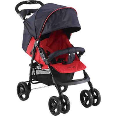 sportwagen joggy novo active schwarz jeans knorr baby mytoys. Black Bedroom Furniture Sets. Home Design Ideas