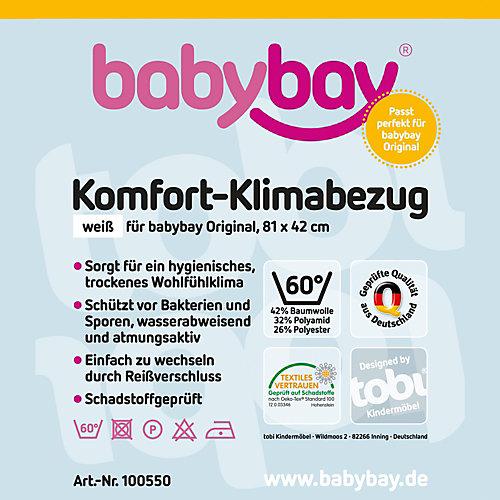 Tobi Klima-Bezug babybay original, 81 x 43 cm Gr. Kinder Sale Angebote Nievern