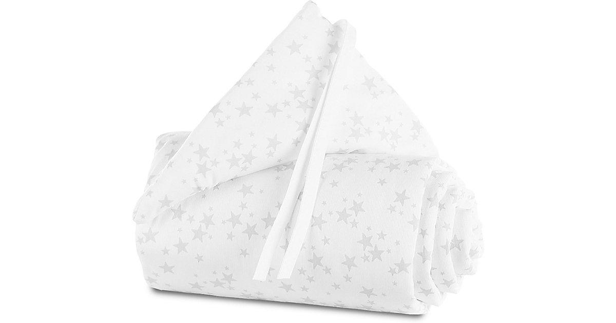 Babybay · babybay Nestchen Original Sterne perlgrau