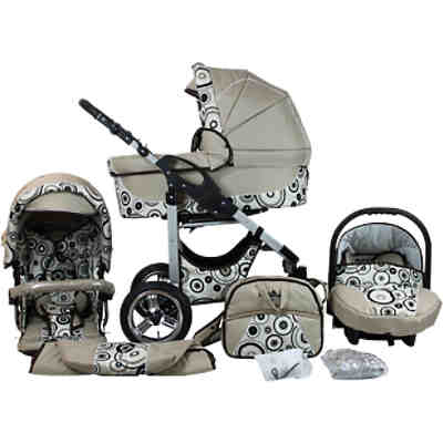 kombi kinderwagen kombikinderwagen 3 in 1 g nstig online kaufen mytoys. Black Bedroom Furniture Sets. Home Design Ideas