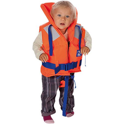 Rettungsweste Babys, orange Kinder   04008332180359