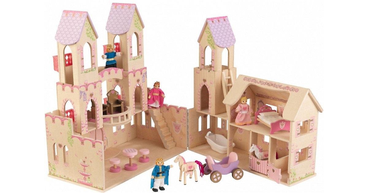 KidKraft · Puppenhaus Prinzessinnen-Schloss