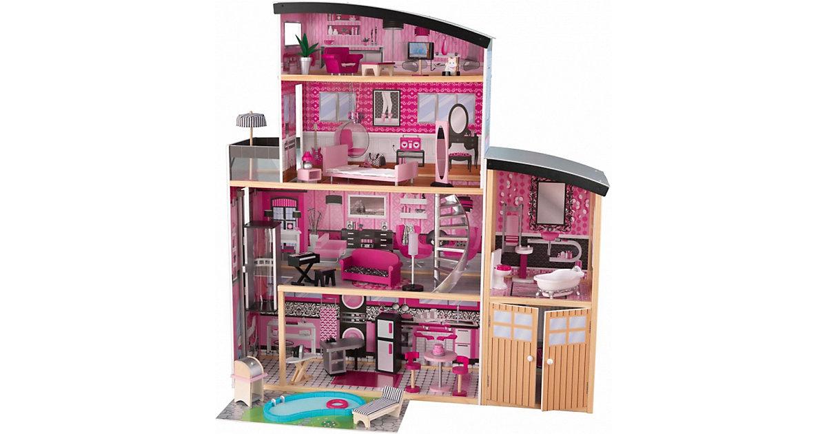 KidKraft · Puppenhaus Villa Glitzer