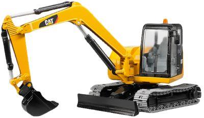 BRUDER 2456 Cat Minibagger 1:16
