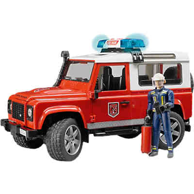 BRUDER 2596 Land Rover Defender Station