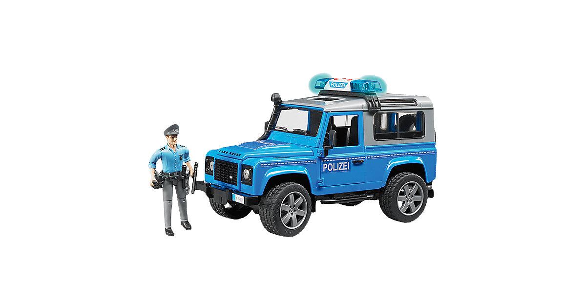 BRUDER 2597 Land Rover Defender Station