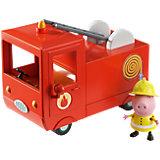 Пожарная машина Пеппы, Свинка Пеппа