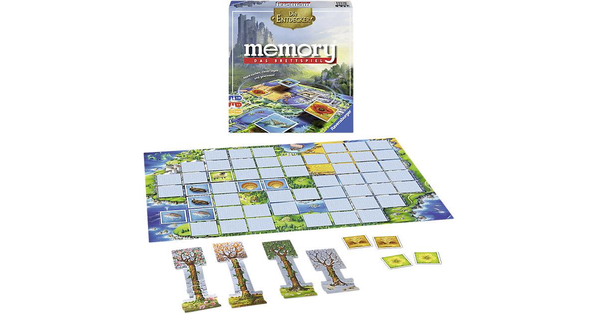 Vorschaubild von memory® Das Brettspiel – Die Entdecker