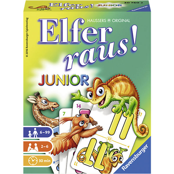 Elfer raus! Junior