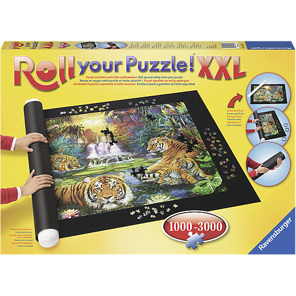 Roll your Puzzle! XXL für 1000-3000 Teile, Ravensburger