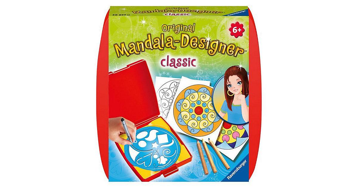 Mandala-Designer® Mini Set mit 1 Schablone, Classic