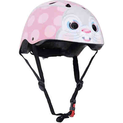 Fahrradhelm - Pink Bunny / Rosa Hase - S (53-58cm)