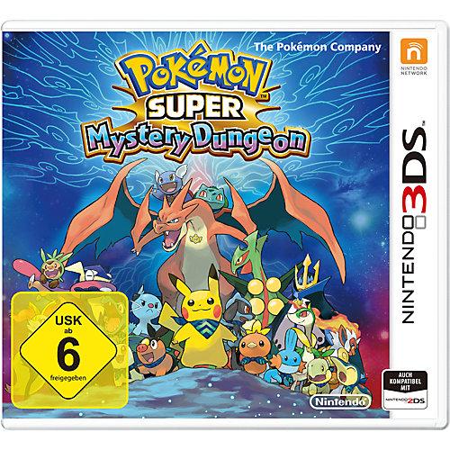 Groß Oßnig Angebote Nintendo 3DS Pokemon Super Mystery Dungeon