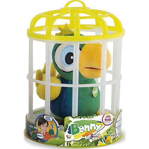 Интерактивная игрушка IMC Toys Попугай Бэнни от IMC Toys