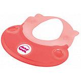 Козырек для купания Hippo, Ok Baby, розовый