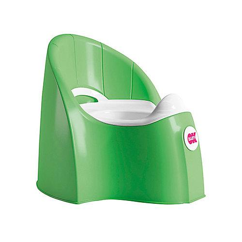 Горшок Pasha, Ok Baby, ярко-зеленый от OK Baby